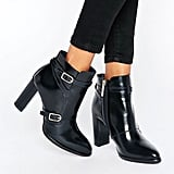 Tommy Hilfiger TommyxGigi Nautical Heeled Ankle Boots ($275)