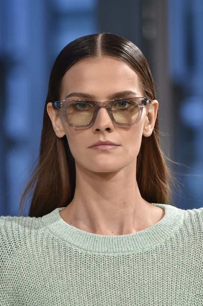 Sunglasses on the Tibi Runway at New York Fashion Week