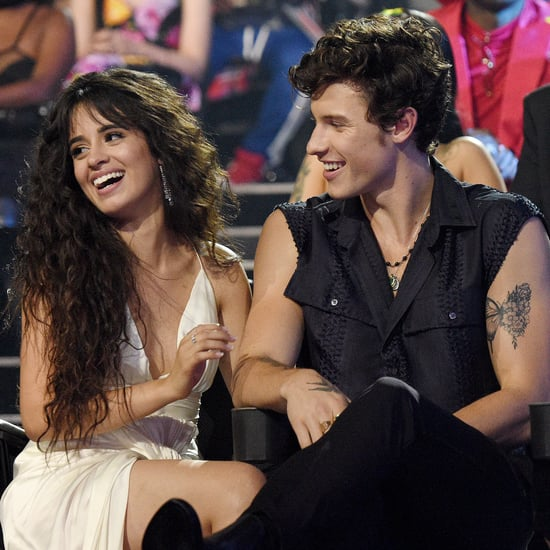 Shawn Mendes and Camila Cabello Kissing Style Instagram