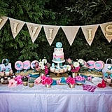 Animal Birthday Party For Girls