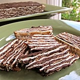 No-Bake Chocolate Matzo Cake
