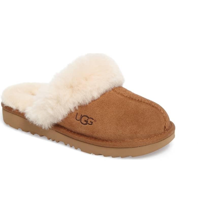 0a8aa757b8523 UGG Cozy II Scuff Slipper | Best Cozy Slippers For Kids | POPSUGAR ...