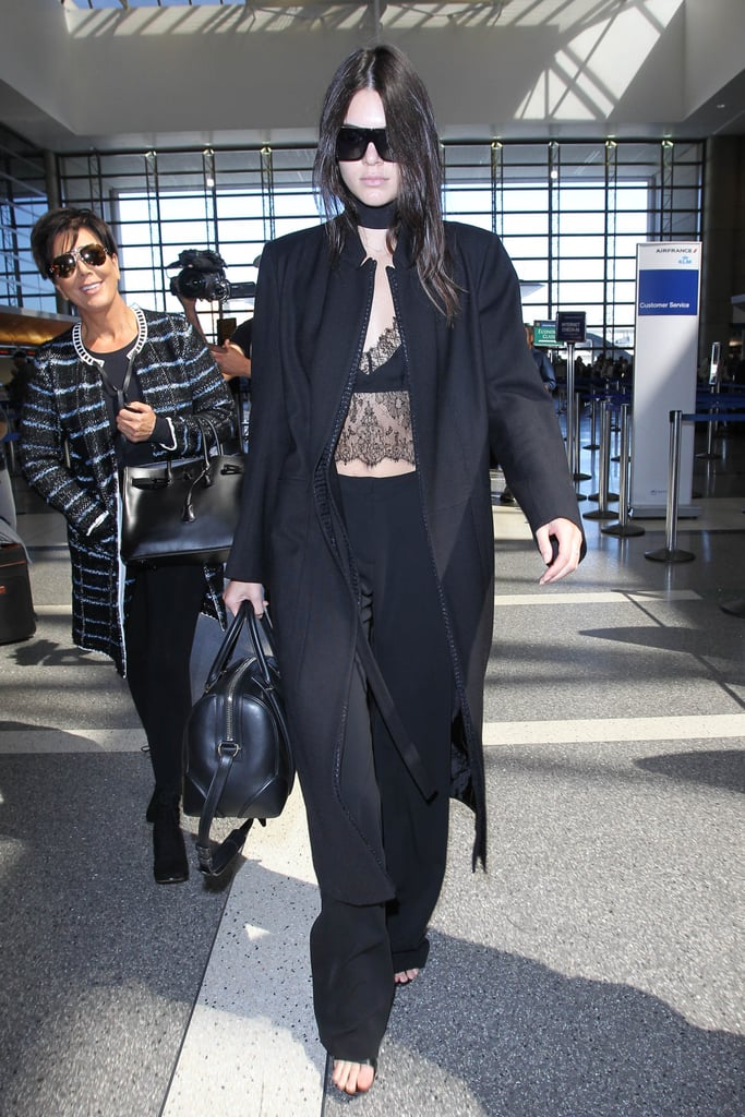 30+ Practical Tips You Can Take From the Most Stylish Supermodel Airport Outfits