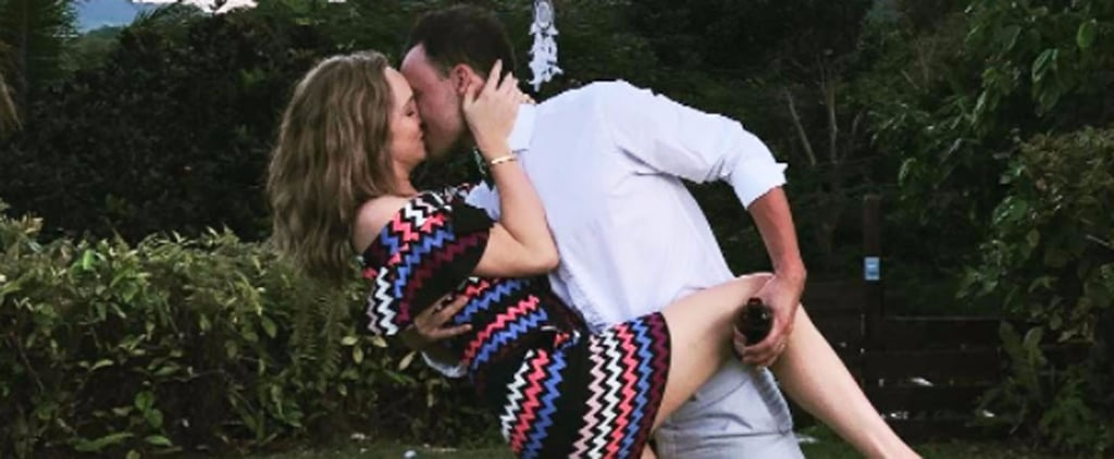You'll Want to Copy Candice Accola and Joe King's Sweet Instagram Pose With Your Partner