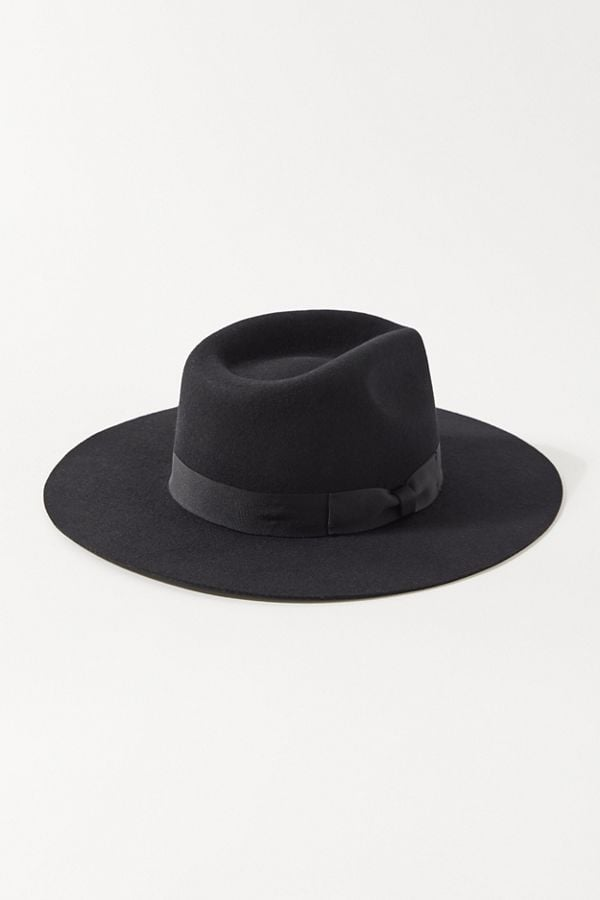 1ce2ff2231b UO Flat Brim Felt Fedora Hat | Best Urban Outfitters Clothes August ...