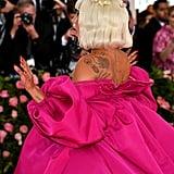 Lady Gaga Hair Bows Met Gala 2019
