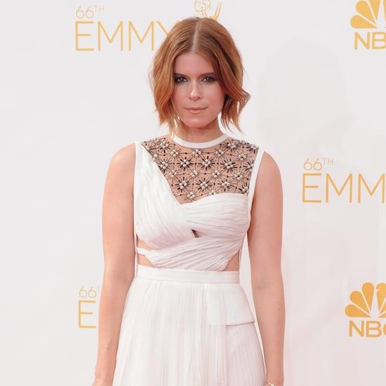 Kate Mara's Wedding Dress