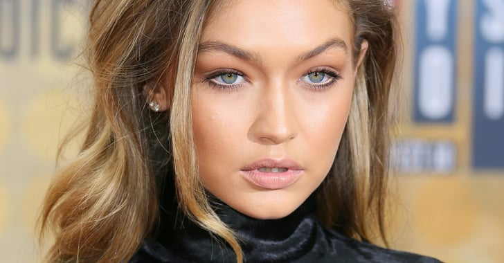 Gigi hadid wavy hair how to popsugar beauty australia for Celebrity watches female 2018