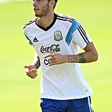 Argentina: Ricardo Álvarez