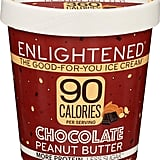 Enlightened Chocolate Peanut Butter Ice Cream Pint