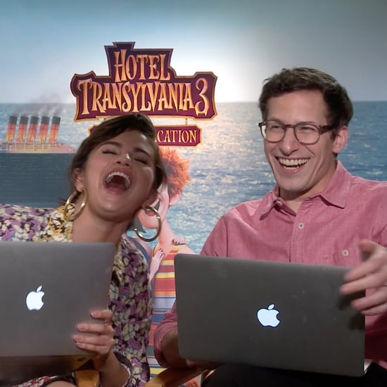 Selena Gomez and Andy Samberg Take a POPSUGAR Quiz