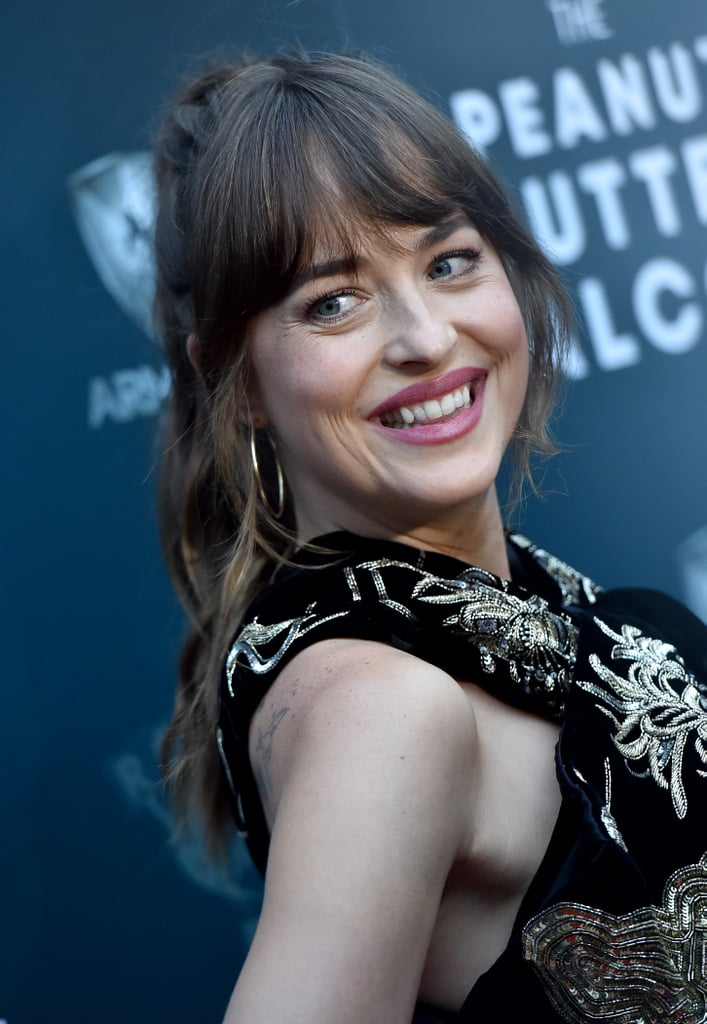 Dakota Johnson's Smile Now