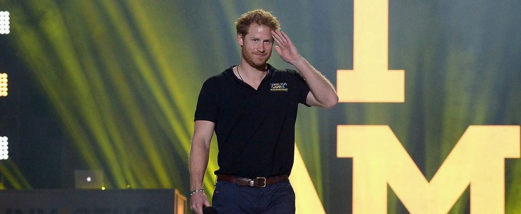 Prince Harry's Invictus Games Postponed Due to Coronavirus