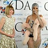 2014: CFDA Awards