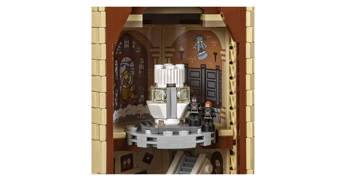 A Look Inside Moaning Myrtle S Bathroom Lego Harry