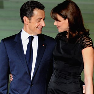 Nicolas Sarkozy and Carla Bruni Have a Baby