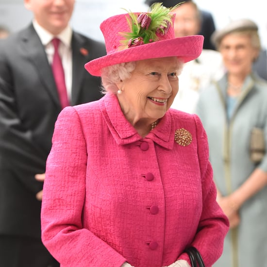 Queen Elizabeth's Purse Signals