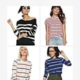 Striped Tops Under $40
