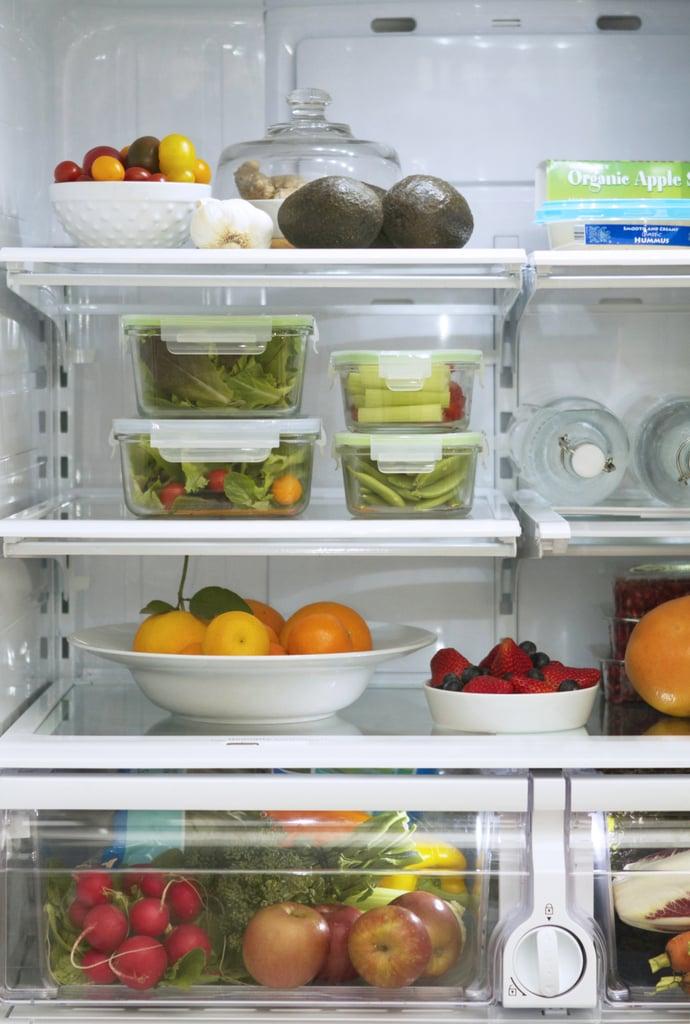 Organize Kitchen Cupboards Food