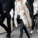 And When They Left, Kendall Flaunted Her Chanel Pride
