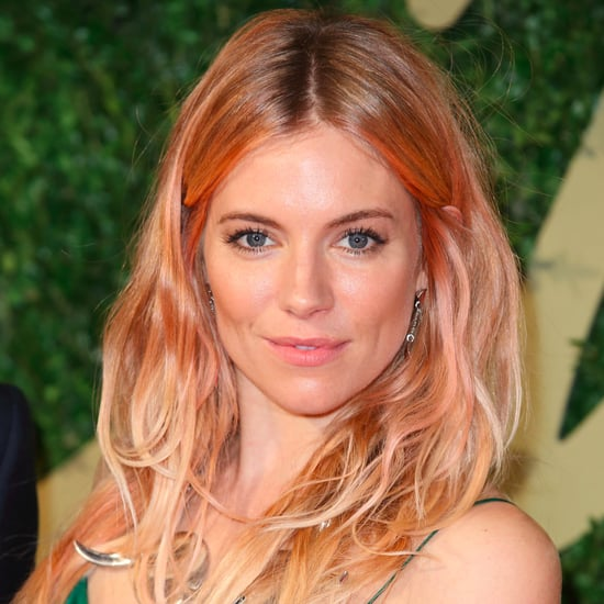 Celebrities With Rose Gold Hair