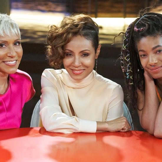 Jada Pinkett Smith Red Table Talk Show Trailer