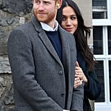 23 Times Harry and Meghan Made Their Love For Each Other Loud and Clear