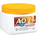 A+D Original Diaper Rash Ointment & Skin Protectant ($10)