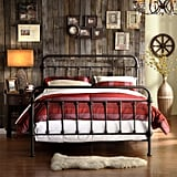 Weston Home Nottingham Metal Bed