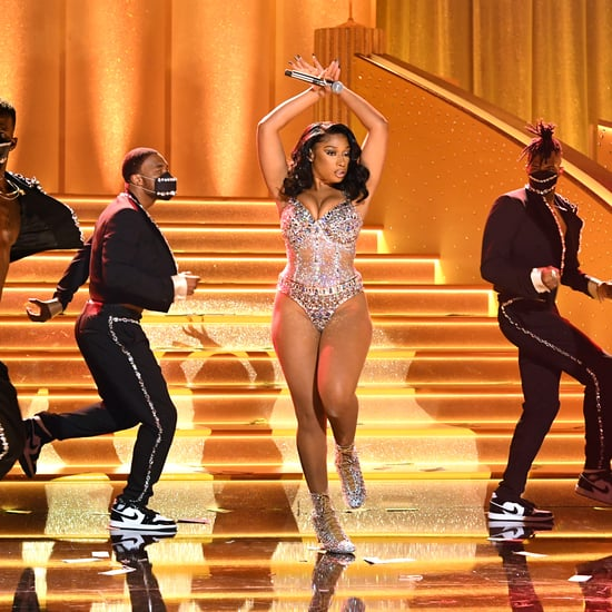 Watch Megan Thee Stallion's Grammys 2021 Performance