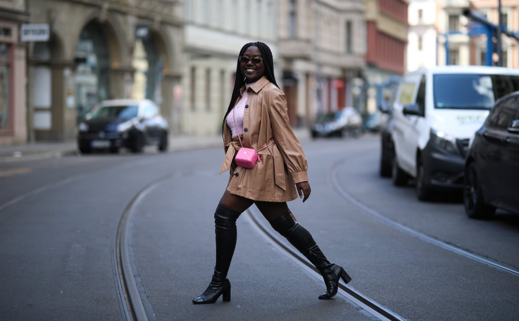 How to Wear Over-the-Knee Boots by Body Type