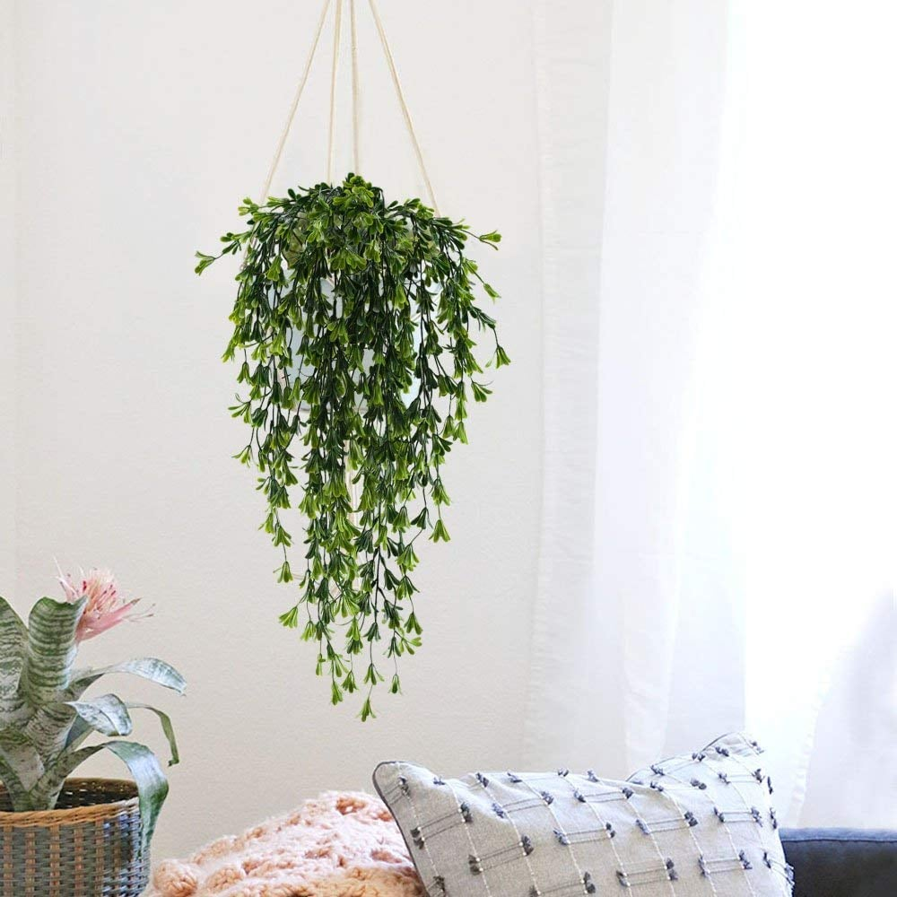 Huaesin Fake Vine Hanging Plant