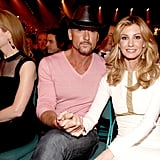 Taylor Swift and Carrie Underwood Join Nicole and Keith For the ACM Awards