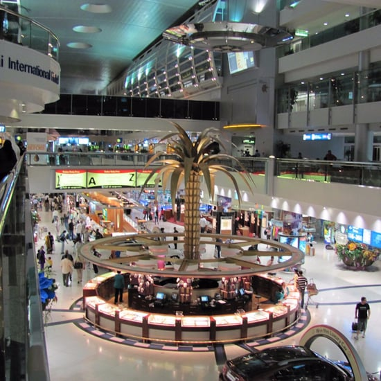 Dubai Airport Busiest Airport in The World