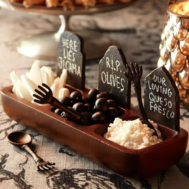 Halloween Dinner Party Decor | POPSUGAR Food