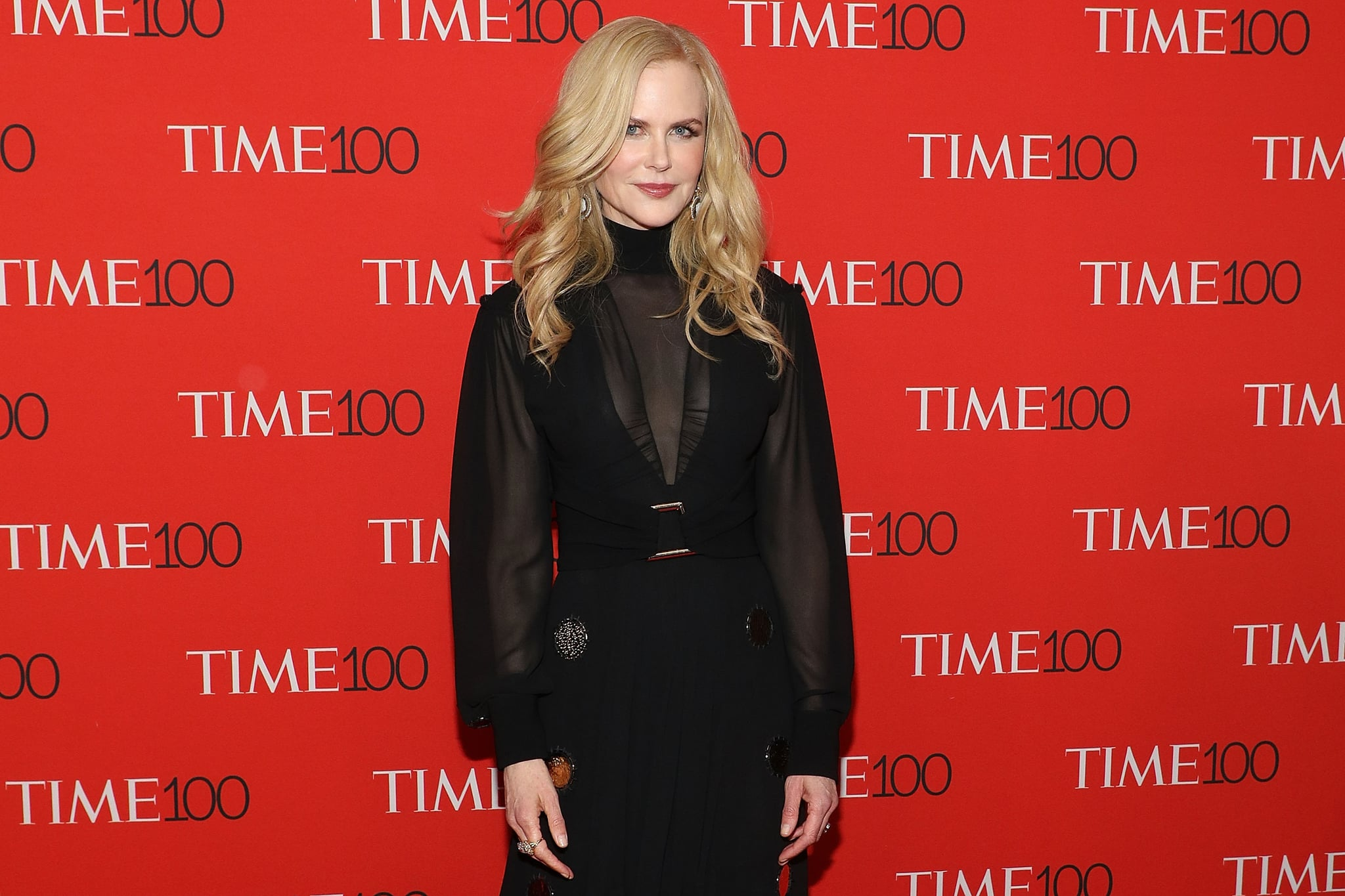 NEW YORK, NY - APRIL 24:  Nicole Kidman attends the 2018 Time 100 Gala at Frederick P. Rose Hall, Jazz at Lincoln Centre on April 24, 2018 in New York City.  (Photo by Taylor Hill/FilmMagic)