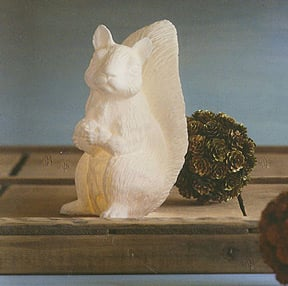 Nice and New: Roost Squirrel Lamp