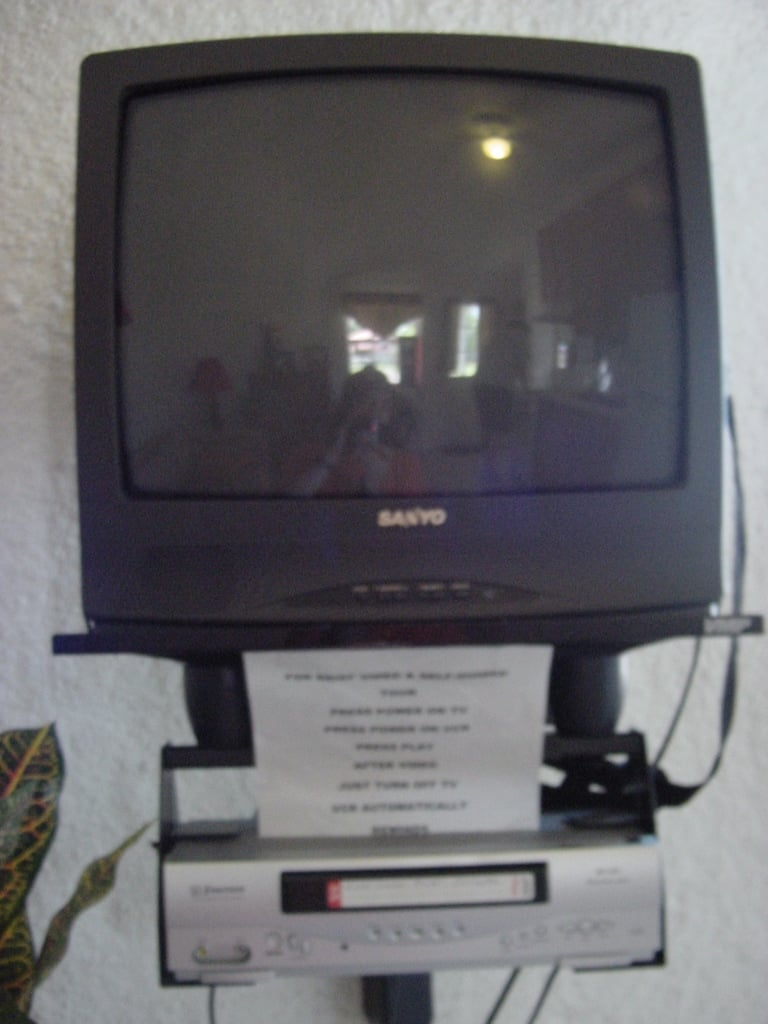You's Watch a Movie on VHS That Applied to the Lesson