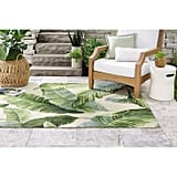 Vacation Tropical Outdoor Rug