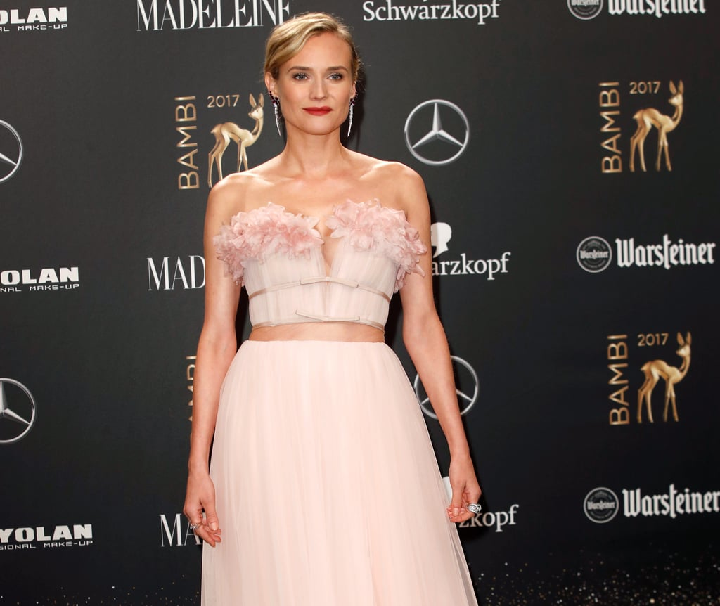 Diane Kruger at the Bambi Awards