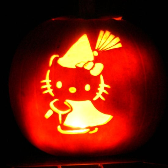 Animal and sci fi pumpkin carving templates popsugar tech