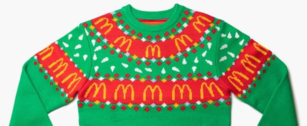 McDonald's Golden Arches Unlimited Launches a Clothing Line