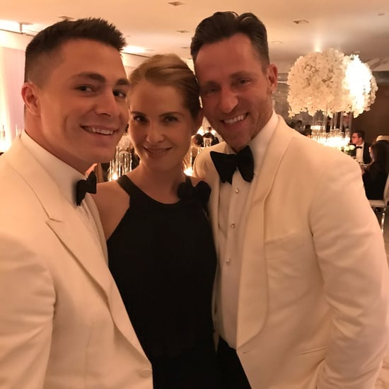 Colton Haynes and Jeff Leatham Wedding Pictures