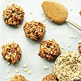 Almond Butter No-Bake Cookies