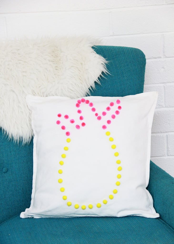 DIY Pineapple Pillow