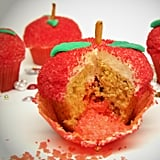 "Once Upon a Time's ""Magic"" Red Apple Cupcakes"