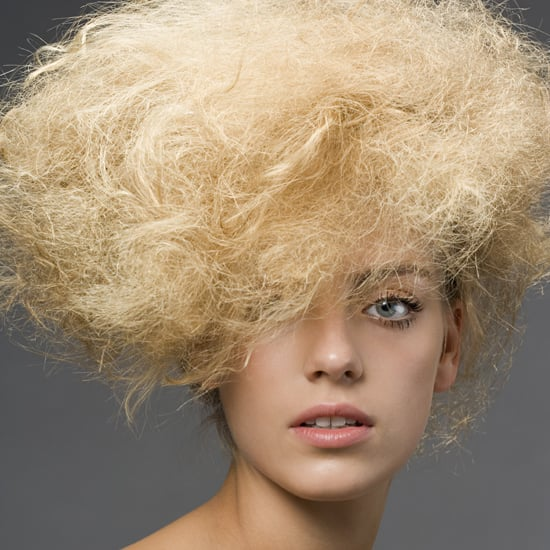 How to Stop Your Hair Going Frizzy