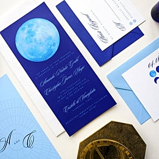 Zodiac Wedding Stationery