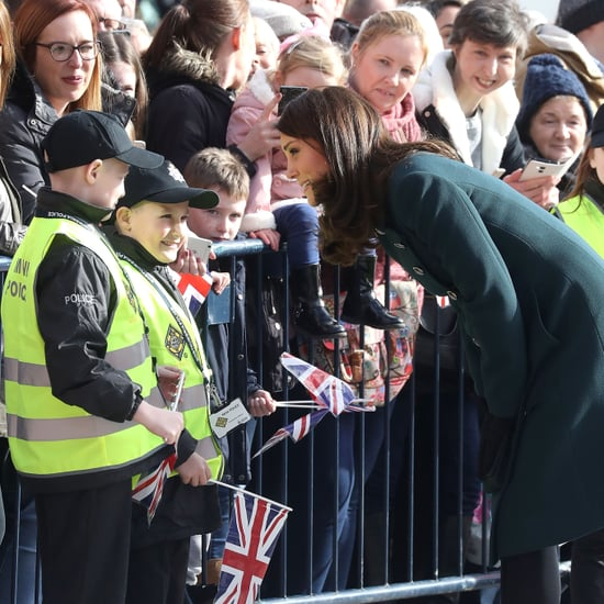 The Duke and Duchess of Cambridge Sunderland February 2018