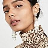 Deepa by Deepa Gurnani Rain Earrings